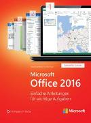 Cover-Bild zu Microsoft Office 2016 von Lambert, Joan