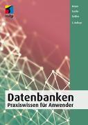 Cover-Bild zu Datenbanken von Heuer, Andreas