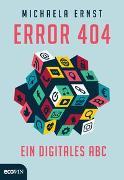 Cover-Bild zu Error 404 von Ernst, Michaela