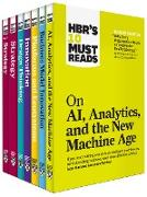 Cover-Bild zu HBR's 10 Must Reads on Technology and Strategy Collection (7 Books) (eBook) von Review, Harvard Business