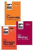 Cover-Bild zu HBR's 10 Must Reads Leader's Collection (3 Books) (eBook) von Review, Harvard Business