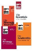Cover-Bild zu HBR's 10 Must Reads Collection (12 Books) (eBook) von Review, Harvard Business