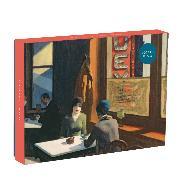 Cover-Bild zu Edward Hopper 1000 Piece Puzzle von Galison