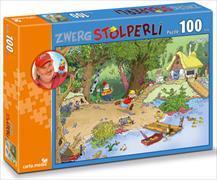 Cover-Bild zu Zwerg Stolperli 100 Teile Puzzle