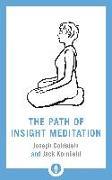 Cover-Bild zu The Path of Insight Meditation von Kornfield, Jack