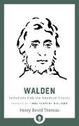 Cover-Bild zu Walden von Thoreau, Henry David