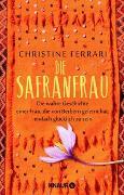 Cover-Bild zu Die Safranfrau von Ferrari, Christine