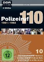 Cover-Bild zu Polizeiruf 110 von Krätzig, Helmut