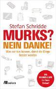 Cover-Bild zu Murks? Nein danke! von Schridde, Stefan