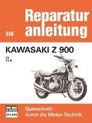 Cover-Bild zu Kawasaki Z 900 - Z1 / Z1B