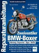 Cover-Bild zu BMW-Boxer Zweiventiler mit U-Schwinge 1969-1985 von Schermer, Franz Josef