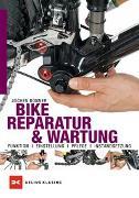 Cover-Bild zu Bike-Reparatur & Wartung von Donner, Jochen