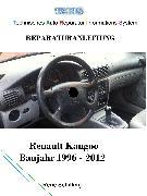 Cover-Bild zu Taris Reparaturanleitung Kangoo (eBook) von Manga, Alex