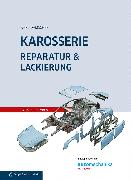 Cover-Bild zu Karosserie Reparatur & Lackierung (eBook) von Damschen, Karl