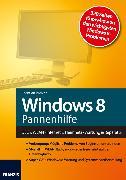 Cover-Bild zu Windows 8 Pannenhilfe (eBook) von Immler, Christian