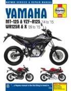 Cover-Bild zu Yamaha Mt-125, YZF-R125 & Wr125R/X (09 - 15) von Coombs, Matthew