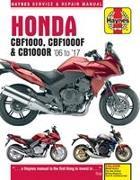 Cover-Bild zu Honda CBF1000 & CB1000R ('06 To '16) von Coombs, Matthew