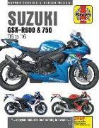 Cover-Bild zu Suzuki GSX-R600 & 750 (06 - 16) von Coombs, Matthew