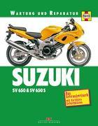 Cover-Bild zu Suzuki SV 650 & SV 650 S von Coombs, Matthew
