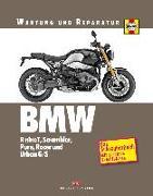 Cover-Bild zu BMW R nineT, Scrambler, Pure, Racer & Urban G/S von Coombs, Matthew