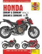 Cover-Bild zu Honda CB650F & CBR650F, CB650R & CBR650R (14 - 19) von Coombs, Matthew