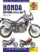 Cover-Bild zu Honda CRF1000 Africa Twin (16-19) von Coombs, Matthew