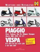 Cover-Bild zu Piaggio / Vespa von Mather, Phil