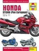 Cover-Bild zu Honda ST1300 Pan European (02 - 11) von Coombs, Matthew