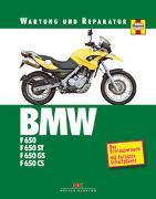 Cover-Bild zu BMW F 650 / F 650 ST / F 650 GS / F 650 CS von Coombs, Matthew