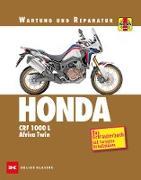 Cover-Bild zu Honda CRF1000L Africa Twin von Coombs, Matthew