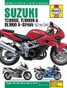 Cover-Bild zu Suzuki Tl1000s, Tl1000r & Dl1000 V-Strom '97 to '04 von Coombs, Matthew