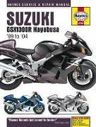 Cover-Bild zu Suzuki GSX 1300R Hayabusa (99-13) von Coombs, Matthew