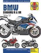 Cover-Bild zu BMW S1000RR/R & XR (10 - 17) von Coombs, Matthew