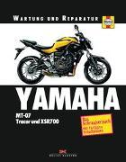 Cover-Bild zu Yamaha MT-07, Tracer und XSR700 von Coombs, Matthew