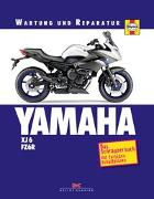 Cover-Bild zu YAMAHA XJ6 & FZ6R von Coombs, Matthew