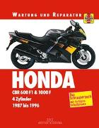 Cover-Bild zu Honda CBR 600 F & 1000 F von Coombs, Matthew