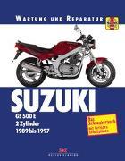 Cover-Bild zu Suzuki GS 500 E von Coombs, Matthew