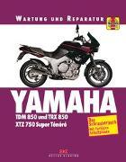 Cover-Bild zu Yamaha TDM 850/TRX 850 von Coombs, Matthew