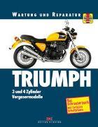 Cover-Bild zu Triumph 3- und 4-Zylinder von Coombs, Matthew