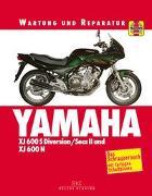 Cover-Bild zu Yamaha XJ 600 S Diversion SECA II und XJ 600 N von Coombs, Matthew