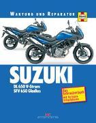 Cover-Bild zu Suzuki DL 650 V-Strom, SFV 650 Gladius von Coombs, Matthew
