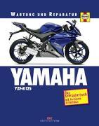 Cover-Bild zu YAMAHA YZF-R 125 von Coombs, Matthew