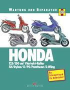 Cover-Bild zu HONDA 125/150 cm3 Viertakt-Roller von Coombs, Matthew