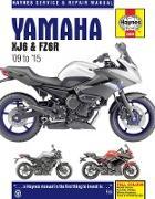 Cover-Bild zu Yamaha XJ6 & FZ6R ('09 - '15) von Coombs, Matthew