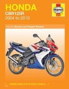 Cover-Bild zu Honda CBR125R (04 - 10) von Coombs, Matthew