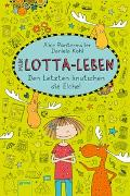 Cover-Bild zu Mein Lotta-Leben. Den Letzten knutschen die Elche von Pantermüller, Alice