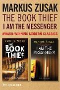 Cover-Bild zu Markus Zusak: The Book Thief & I Am the Messenger (eBook) von Zusak, Markus