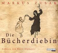 Cover-Bild zu Die Bücherdiebin von Zusak, Markus