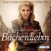 Cover-Bild zu Die Bücherdiebin (Audio Download) von Zusak, Markus