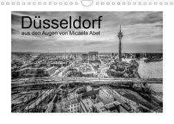 Cover-Bild zu Düsseldorf aus den Augen von Micaela Abel (Wandkalender 2022 DIN A4 quer) von Abel, Micaela